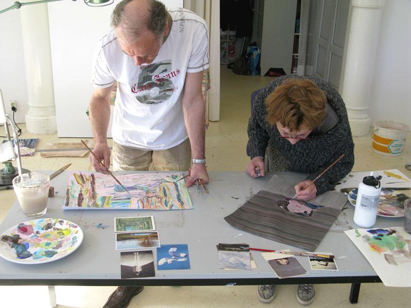 Cursus-schilderen-zaterdagochtend